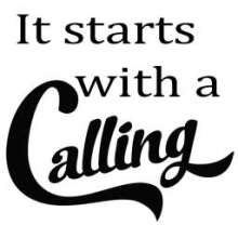 The calling.
