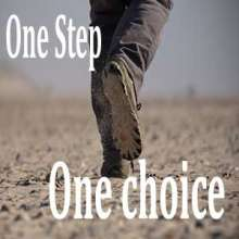 One step One choice