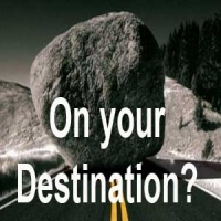Are you on your destination?