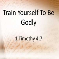 train yourself for godliness