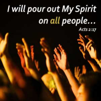 Pour out Your Spirit